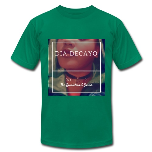Dia Decayo The Revolution And Sound T-Shirt - Men's Fine Jersey T-Shirt