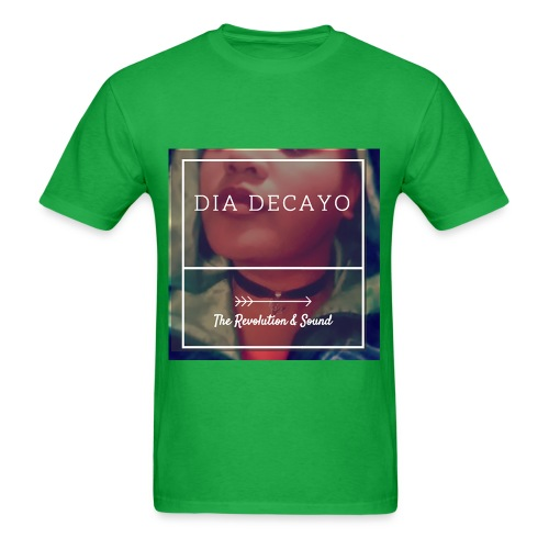 Dia Decayo The Revolution And Sound T-Shirt - Men's T-Shirt