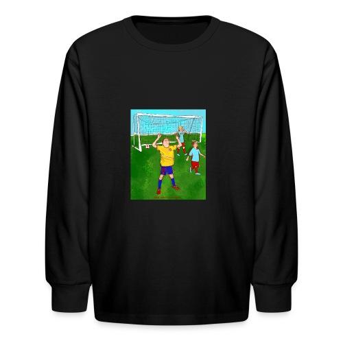 I win Kids' Premium T-Shirt - Kids' Long Sleeve T-Shirt