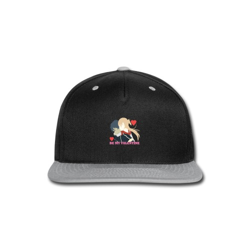 SAO Valentine Shirt - Snap-back Baseball Cap