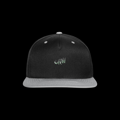 CHW T-Shirt - Snap-back Baseball Cap