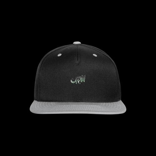 CHW T-Shirt - Snap-back Baseball Cap