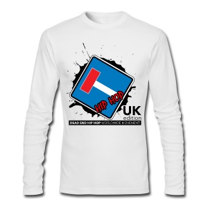 Women's DEHH United Kingdom - Men's Long Sleeve T-Shirt by Next Level