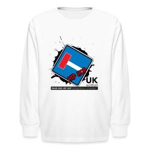 Women's DEHH United Kingdom - Kids' Long Sleeve T-Shirt