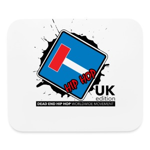 Women's DEHH United Kingdom - Mouse pad Horizontal