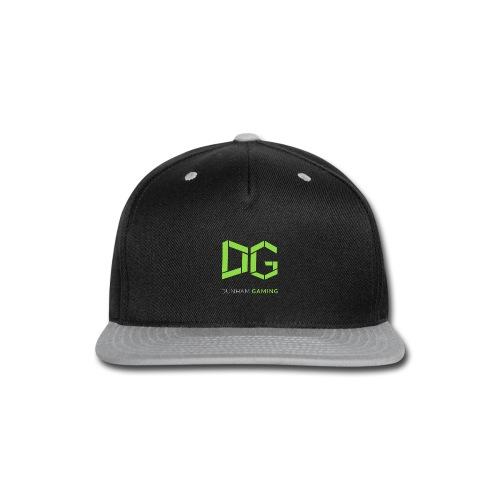 Dunham Gaming Tee (Women) - Snap-back Baseball Cap