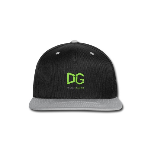 Dunham Gaming Tee (Women) - Snap-back Baseball Cap