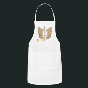 Tshirt Woman LIBERTY - Adjustable Apron