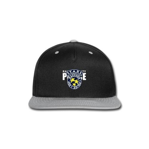 S.T.A.R.S. Raccoon City PD Shirt - Snap-back Baseball Cap