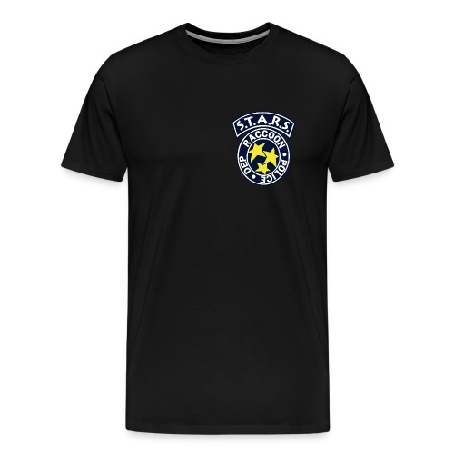 S.T.A.R.S. Raccoon City PD Shirt - Men's Premium T-Shirt