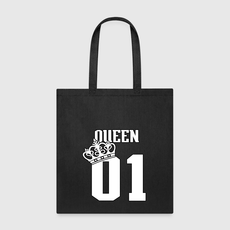 QUEEN 01 - Tote Bag