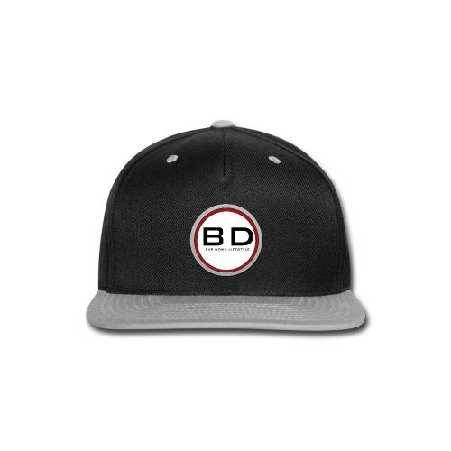 BD TANK - Snap-back Baseball Cap
