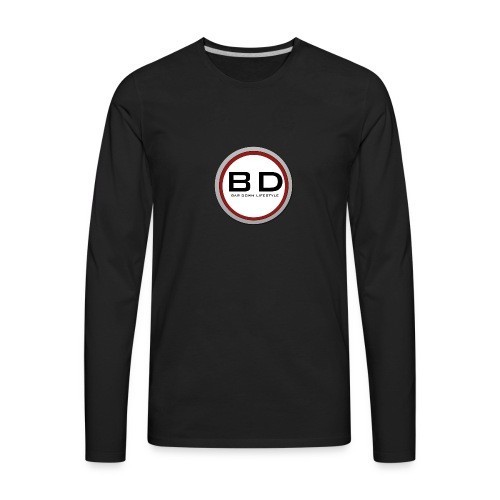 BD TANK - Men's Premium Long Sleeve T-Shirt