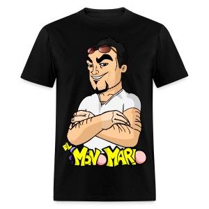 Escote en V - Men's T-Shirt