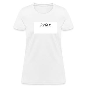 Relax Tee Women's T-Shirts - Women's T-Shirt