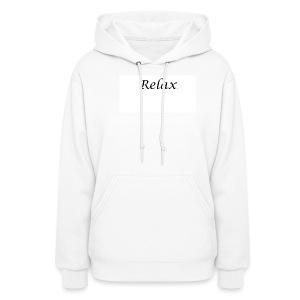 Relax Tee Women's T-Shirts - Women's Hoodie