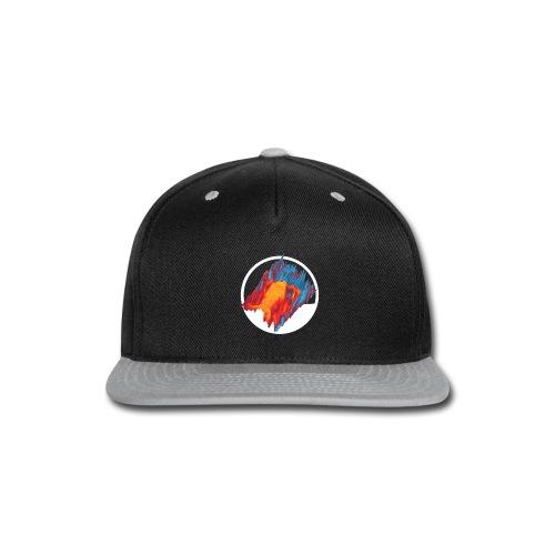 Glitch - Snap-back Baseball Cap