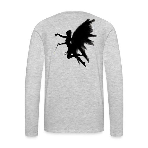 fairy sweatshirt - Men's Premium Long Sleeve T-Shirt