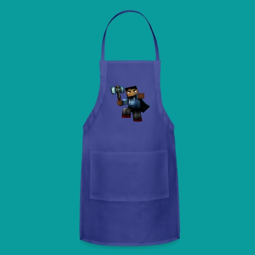 Chaotic Synergy - Crewneck - Adjustable Apron