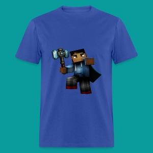 Chaotic Synergy - Crewneck - Men's T-Shirt