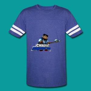 Chaotic Synergy - Crewneck - Vintage Sport T-Shirt