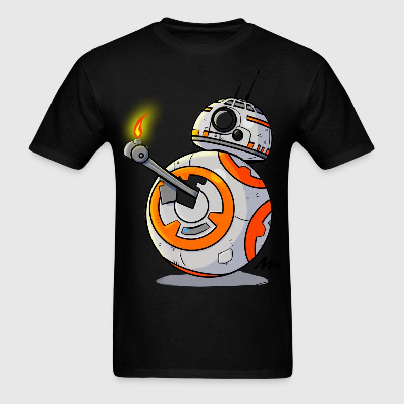 Thumbs up bb8 T-Shirts - Men's T-Shirt