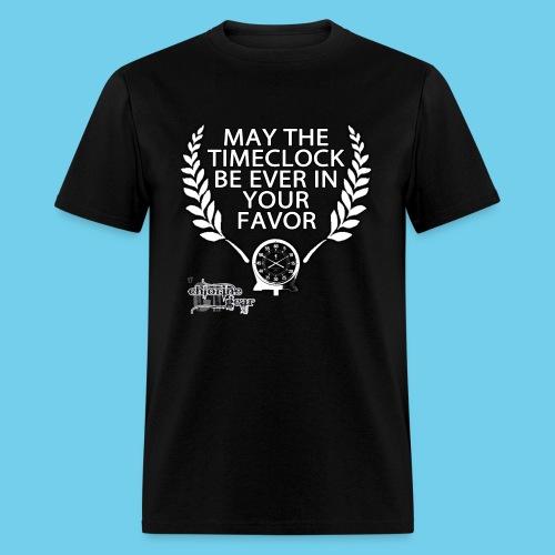 Hunger Swims- Men's LS Tee - Men's T-Shirt
