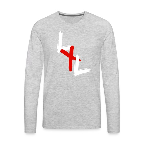 The Red Cross - Men's Premium Long Sleeve T-Shirt