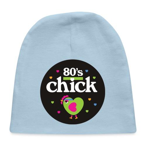 80s chick - Baby Cap