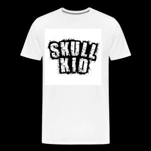 Skull Kid - Shirt (white) - Men's Premium T-Shirt