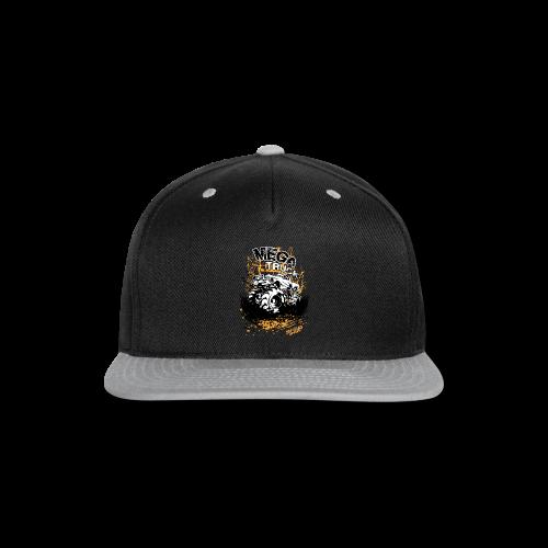 Mega Truck - Snap-back Baseball Cap