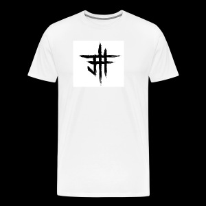 Jesse Howard - Logo - Men's Premium T-Shirt
