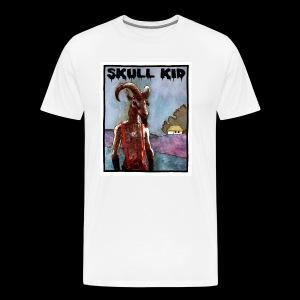 Skull Kid - Goat Man - Men's Premium T-Shirt
