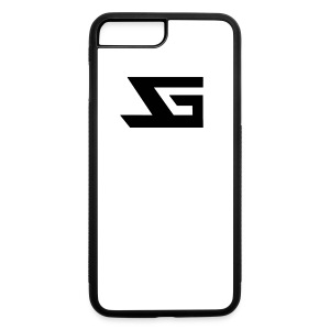 Zebra Gaming large buttons  - iPhone 7 Plus/8 Plus Rubber Case
