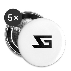 Zebra Gaming large buttons  - Small Buttons