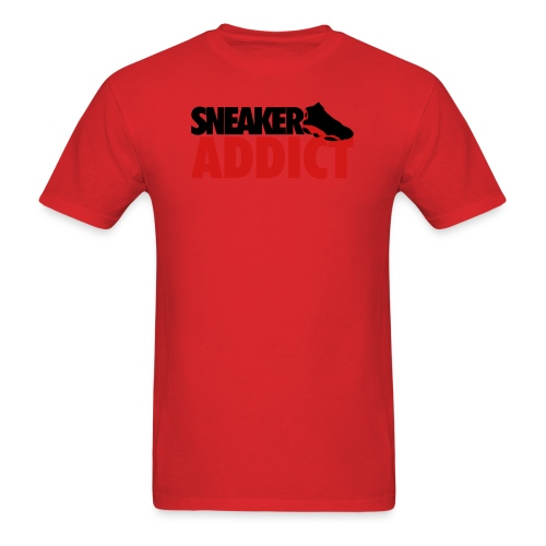 Sneaker Addict-TShirt - Men's T-Shirt