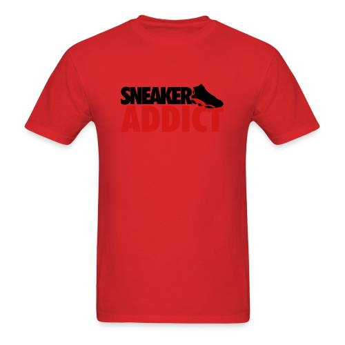 Sneaker Addict-TShirt - Men's T-Shirt