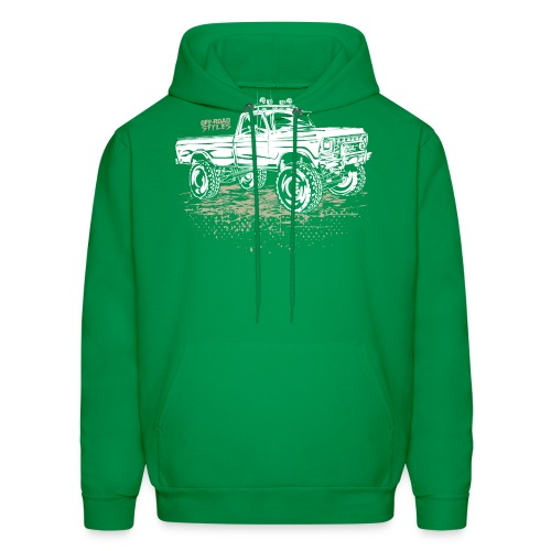 Dirty Ford Truck - Men's Hoodie