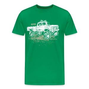 Dirty Ford Truck - Men's Premium T-Shirt