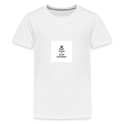 NasaPack Button [Small] - Kids' Premium T-Shirt