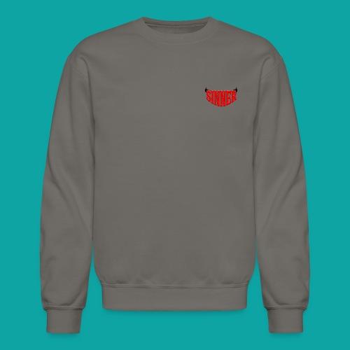 Sinner - Crewneck Sweatshirt