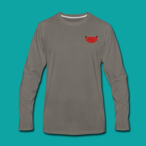 Sinner - Men's Premium Long Sleeve T-Shirt