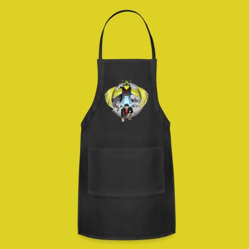 The Beast Within Men - Adjustable Apron