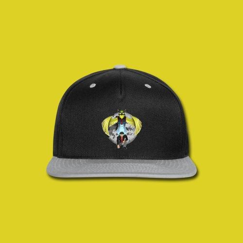 The Beast Within Men - Snap-back Baseball Cap