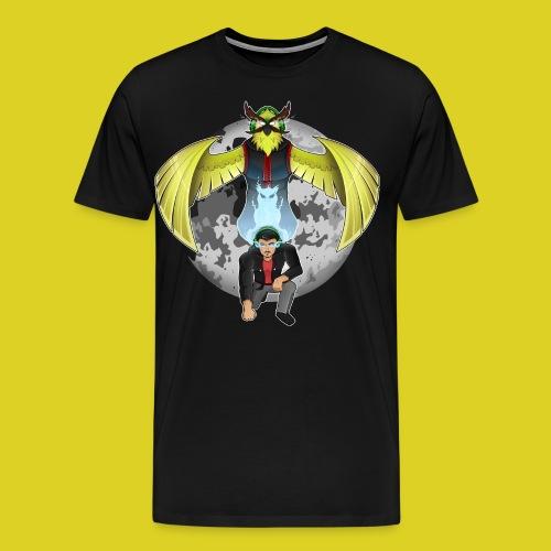 The Beast Within Men - Men's Premium T-Shirt