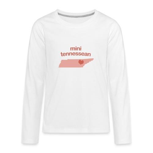 TN Mini Pink - Kids' Premium Long Sleeve T-Shirt
