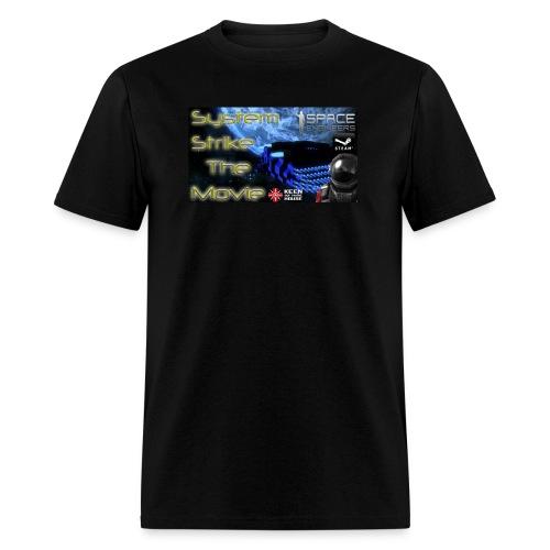 System Strike Thumbail Logo T-shirt - Men's T-Shirt