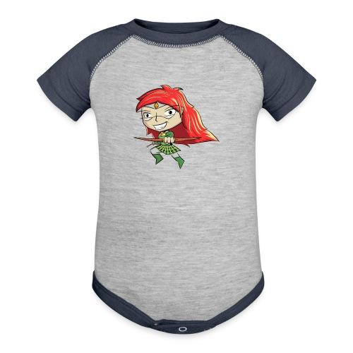Bowgirl Women's T-Shirt - Contrast Baby Bodysuit
