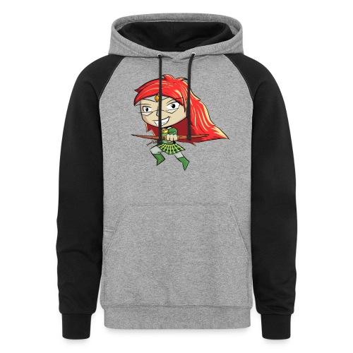 Bowgirl Women's T-Shirt - Colorblock Hoodie