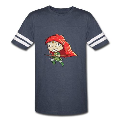 Bowgirl Women's T-Shirt - Vintage Sport T-Shirt